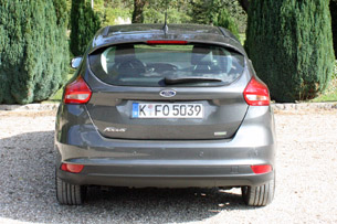 2015 Ford Focus 1.0L EcoBoost