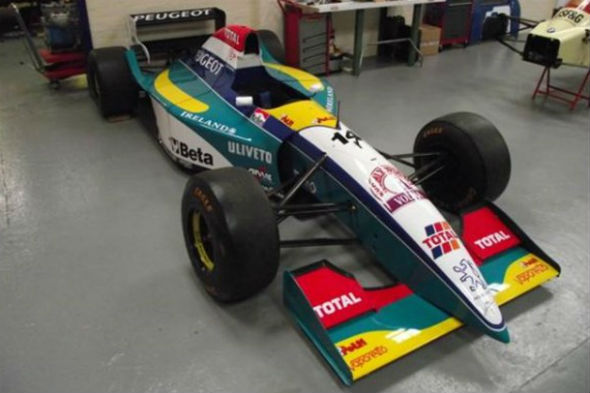 F1 car for sale