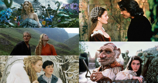 best live-action fairy-tale movies