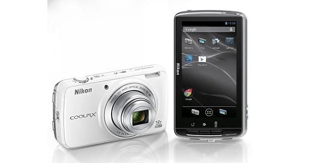不對 Android 相機死心,Nikon Coolpix S810c 正式發佈