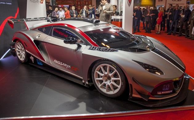 ポーランドの新興メーカー、アリネーラがレース仕様車「Hussarya GT」を発表