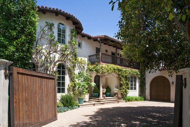 reese witherspoon house in brentwood