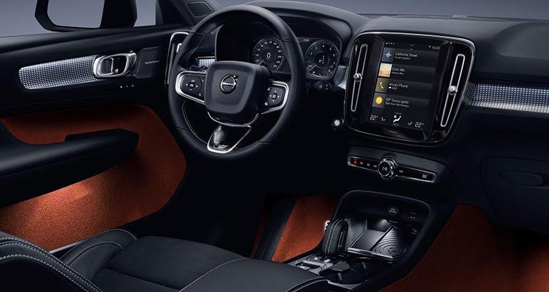 Un nouveau VUS abordable chez Volvo avec le XC40