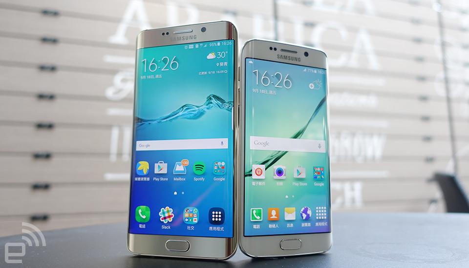 三星 Galaxy S6 Edge+ 对比简评:有加号,有较好?