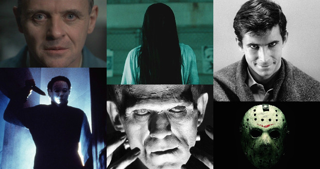 best horror movie villains