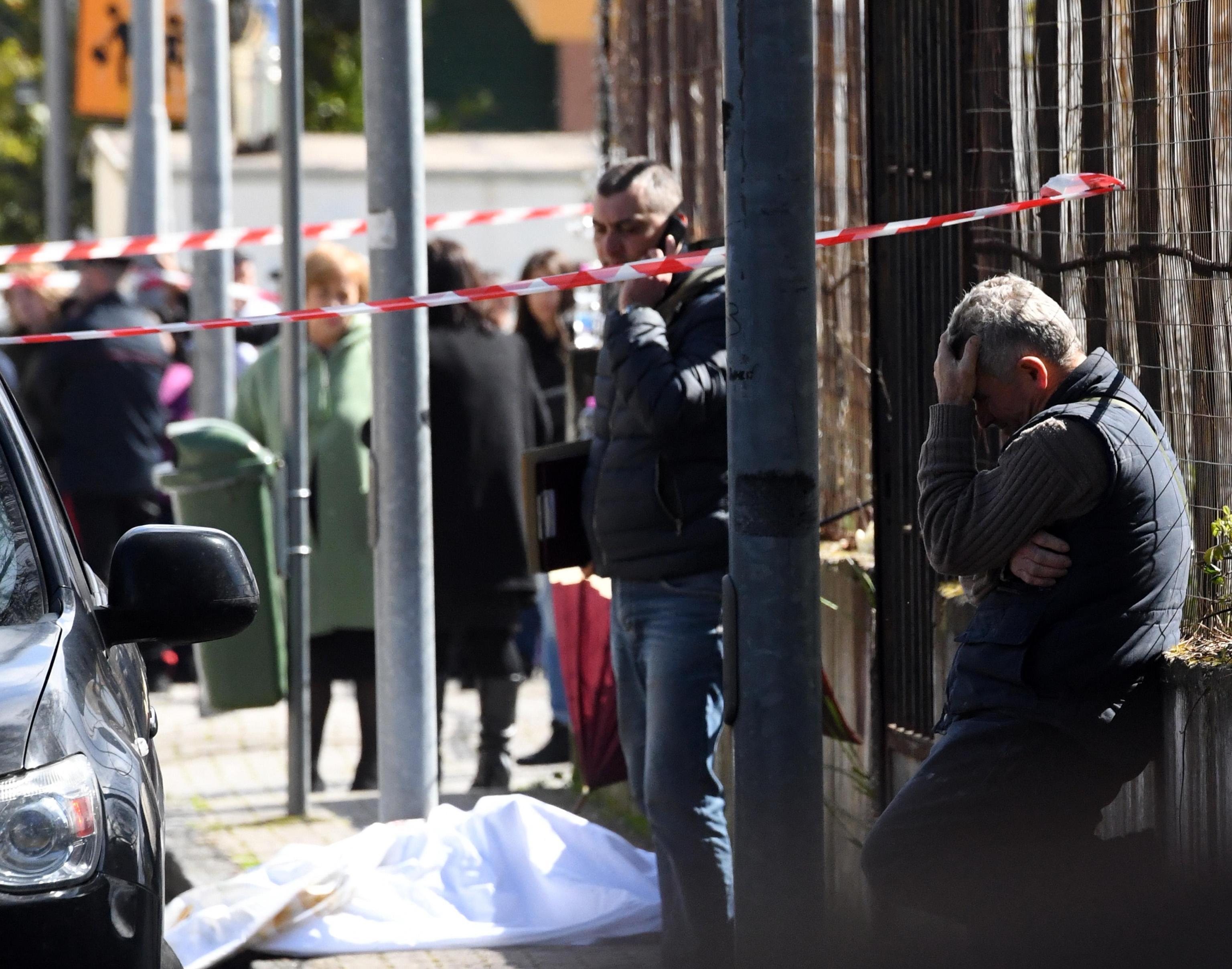 Il marito della donna uccisa a Terzigno ha annunciato l