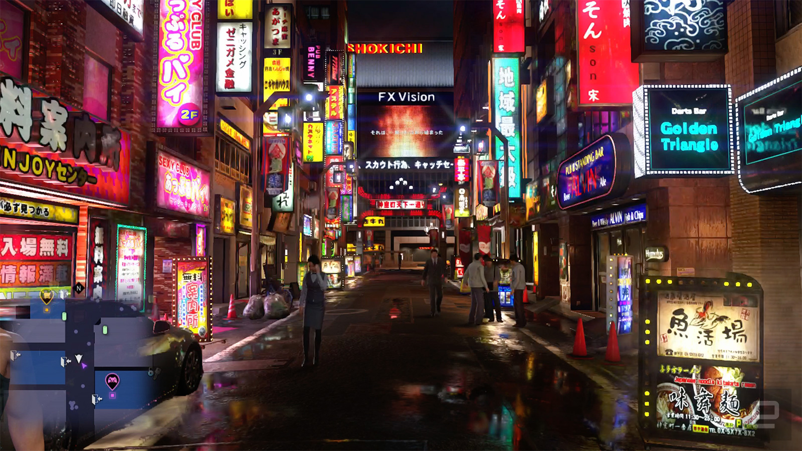 Image result for kabukicho yakuza