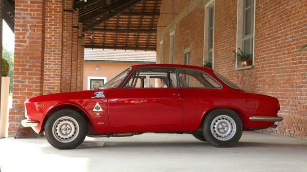 アルファ ロメオがジュネーブで発表する新型クーペに「ジュリア スプリント」の名前が復活!?