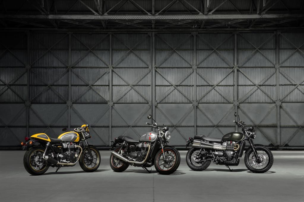 2016 EICMA TRIUMPH motorcycles