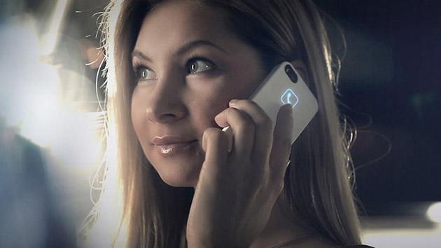Lunecase 是一款靠電磁波顯示 LED 通知的 iPhone 保護套(影片)