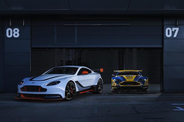 【レポート】ポルシェの怒りを買い、アストンマーティンが「ヴァンテージ GT3」を改名!