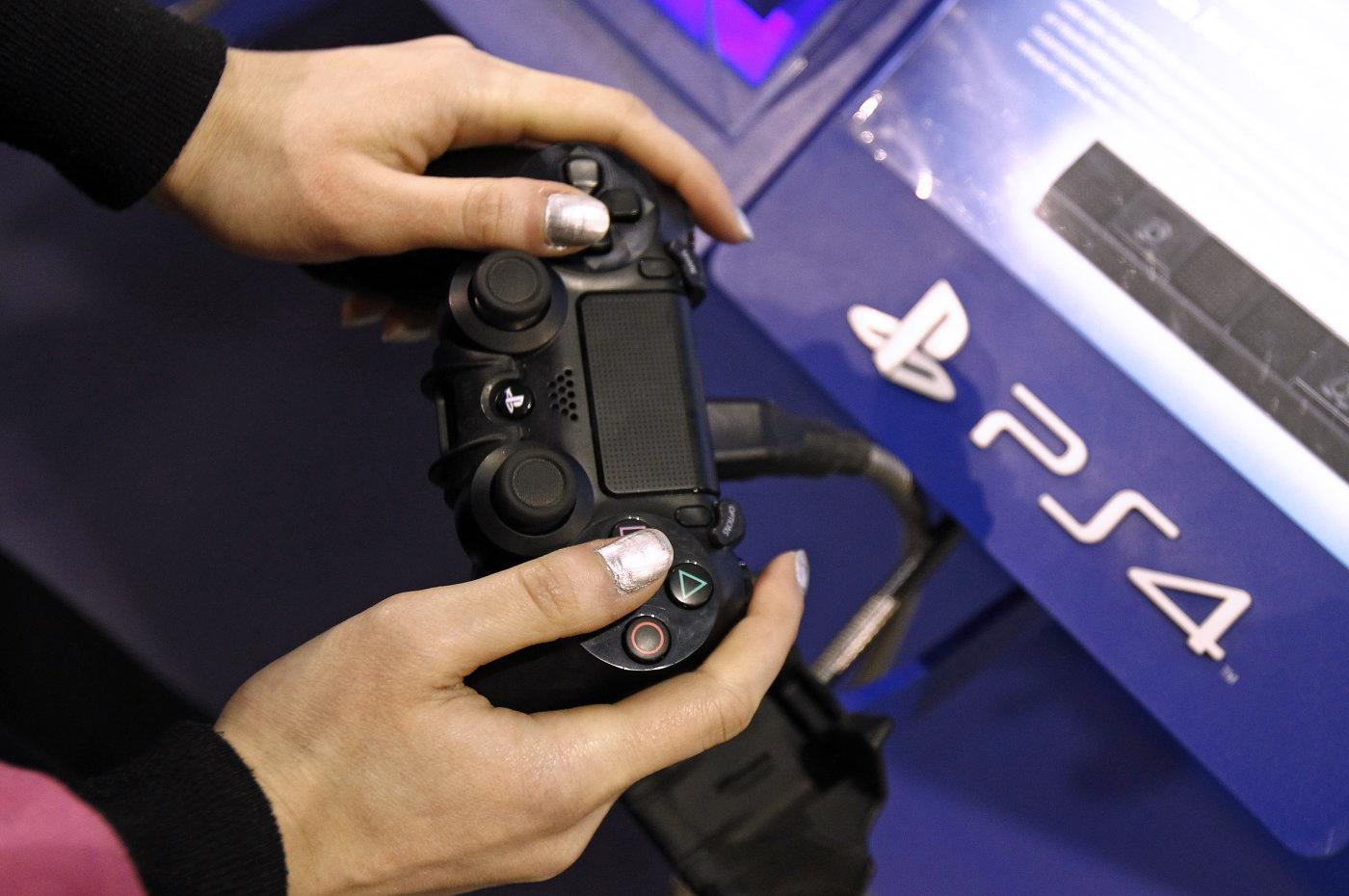 据报索尼正开发适用于 4K 游戏的「PlayStation 4.5」