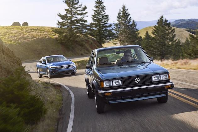 【ビデオ】フォルクスワーゲンの新型「ジェッタ」を、1980年に登場した初代モデルと比較!