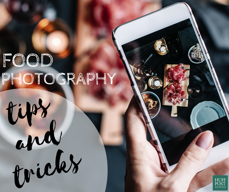 Try These Professional Tips To Step Up Your Food Photography