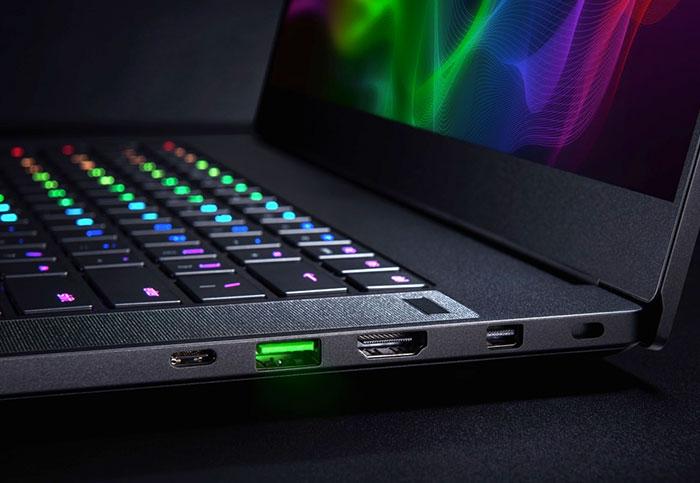 Razer Blade (2018) and Razer Core X Hands-On
