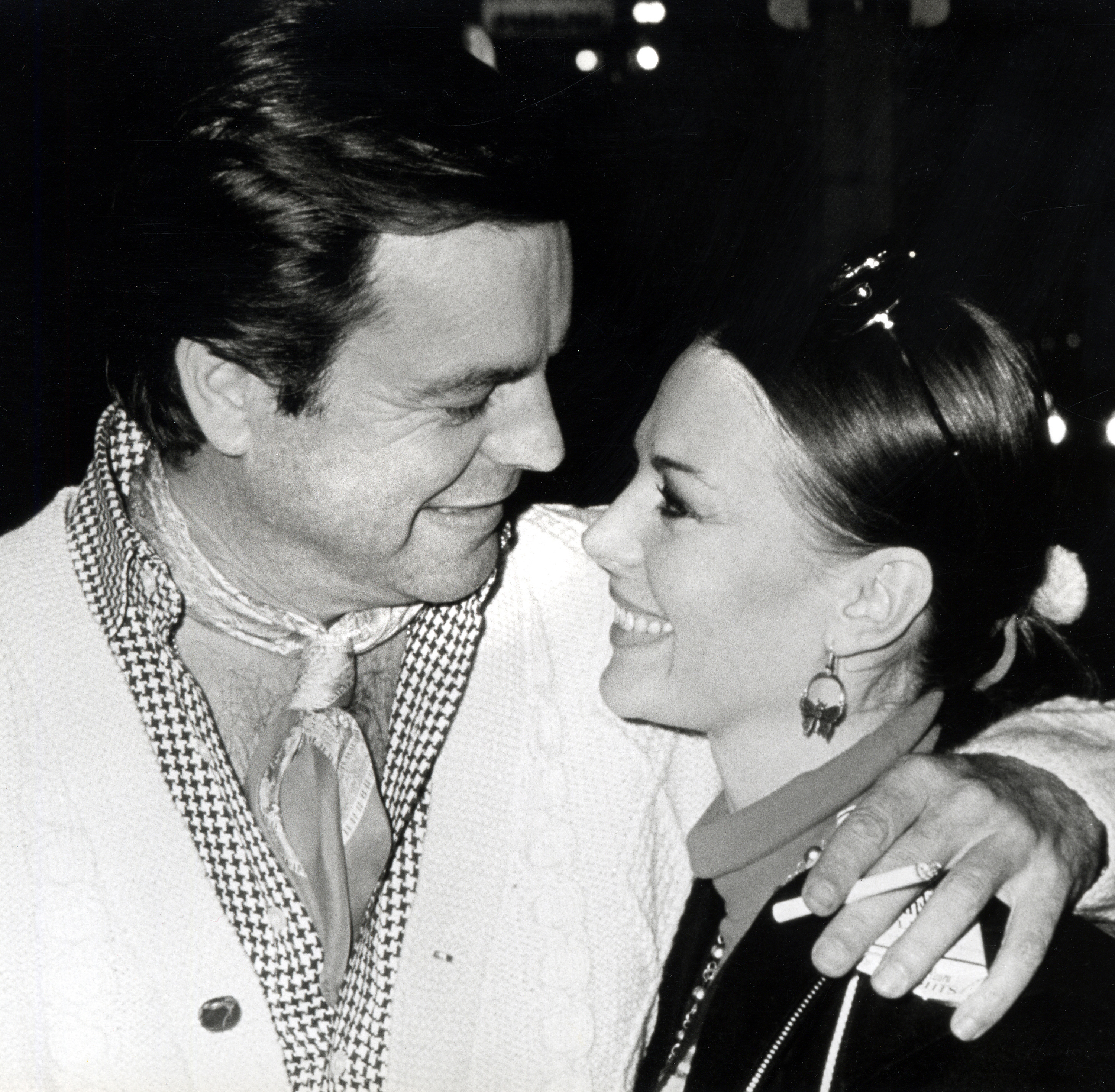 Robert Wagner and Natalie Wood File Photos