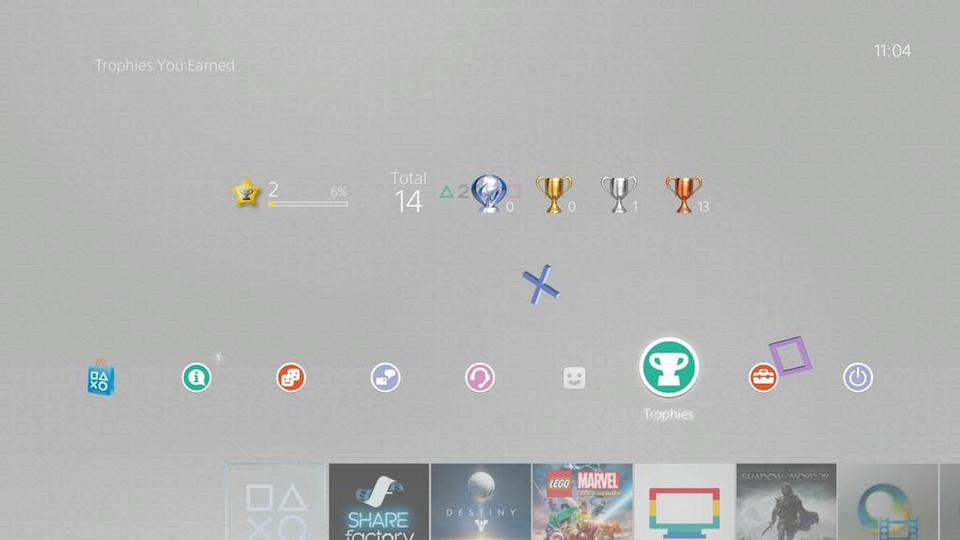 Sony's created an official PSone theme for your PlayStation 4