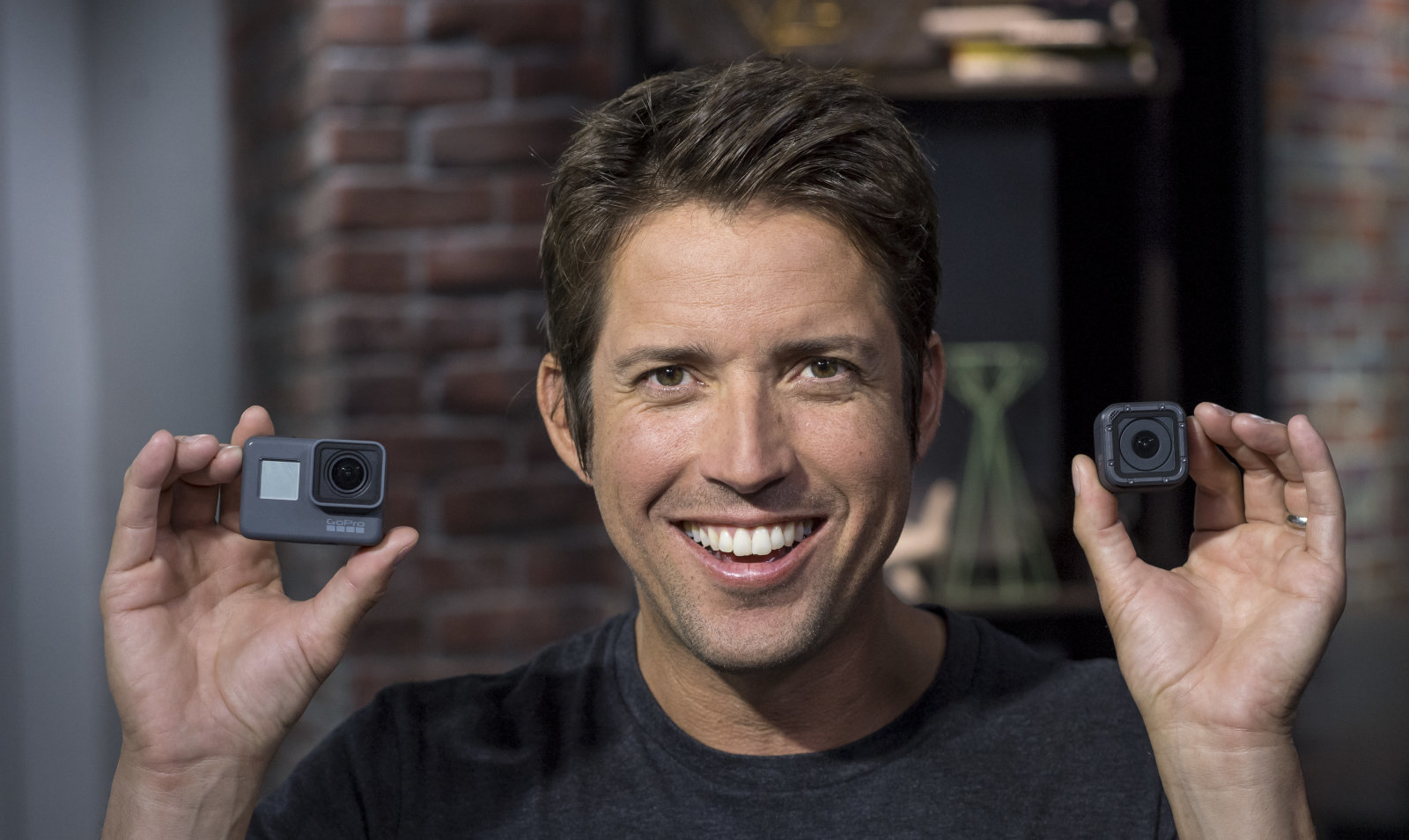 GoPro's Nick Woodman confirms he's 'open' to selling | Engadget