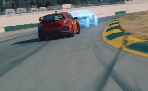 【ビデオ】リアル対バーチャル! ホンダ 「シビック Type R」でレーシング・ドライバーとプロ・ゲーマーが対決!