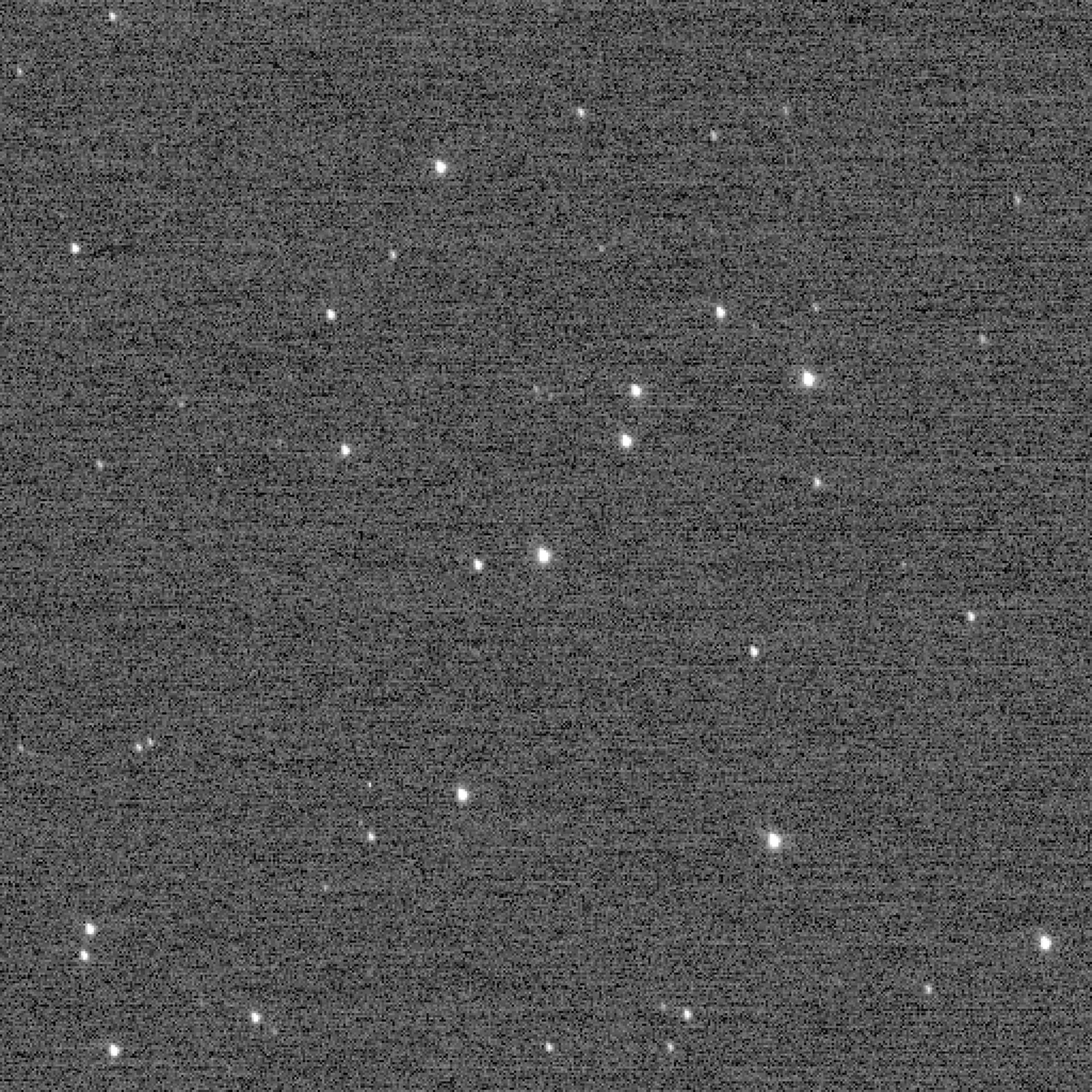 Wishing Well star cluster captured by New Horizons