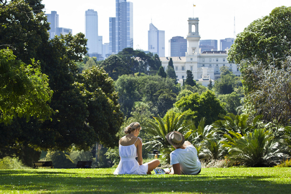 Melbourne is world's best city to live in