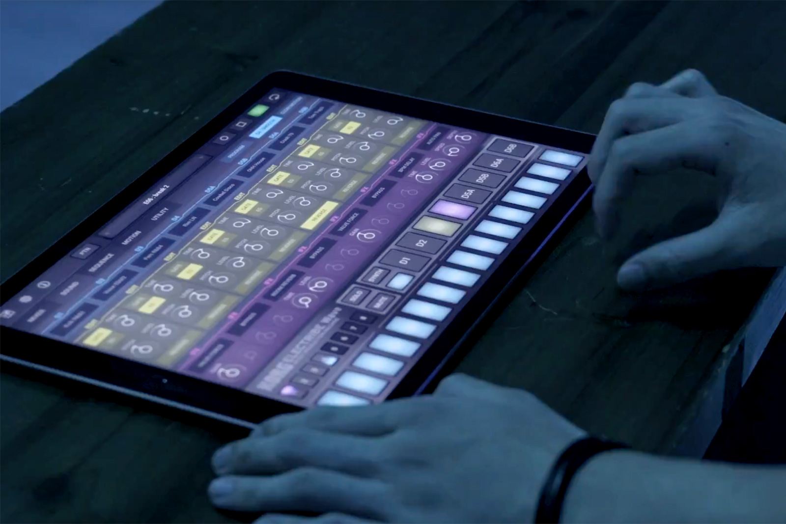 Korg's Electribe Wave app turns an iPad into an EDM beat machine – Cool stuff you want