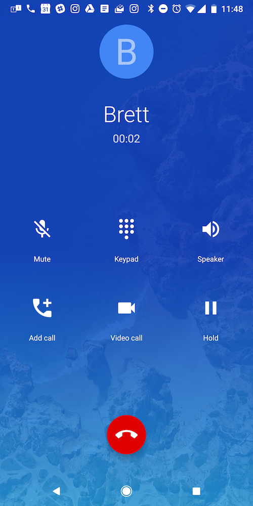 Google Finally Integrates Duo On Android Call Screen