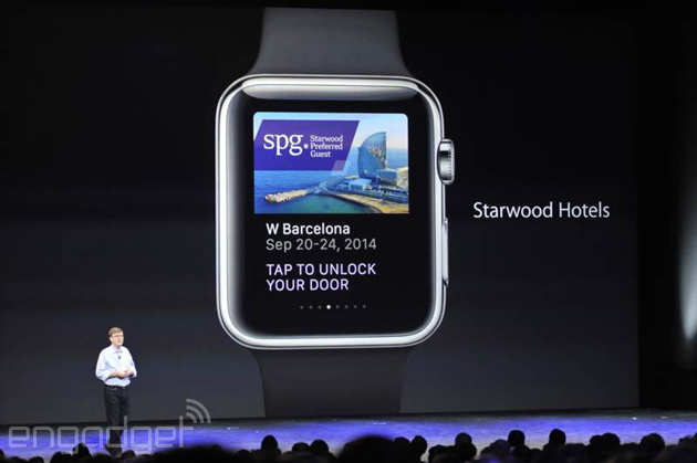apple watch will unlock your hotel room door guide you home and more the app roundup. Black Bedroom Furniture Sets. Home Design Ideas