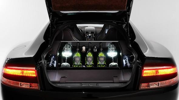 Aston Martin Dom Perignon