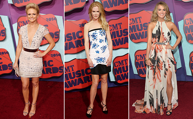 Best and Worst dressed of the 2014 CMT Music Awards
