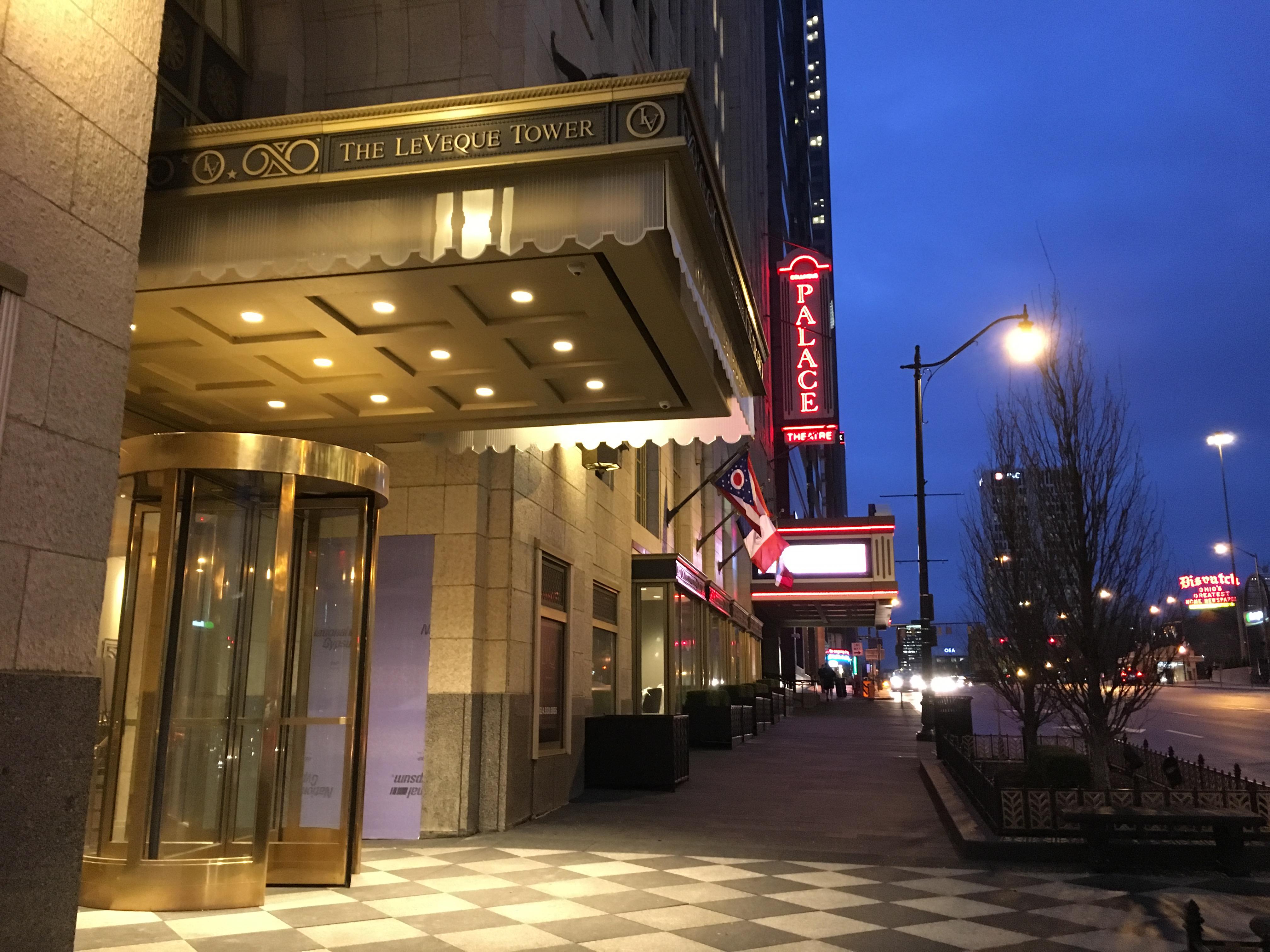 Hotel Leveque 50 W Broad Street Columbus Ohio