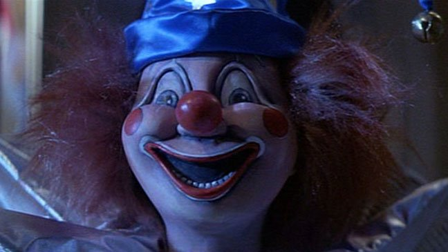 This clown featured, and frightened, in the 1982 film
