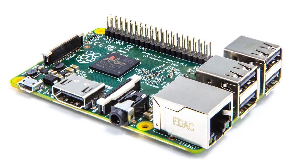 Raspberry Pi 已卖出 1,000 万台