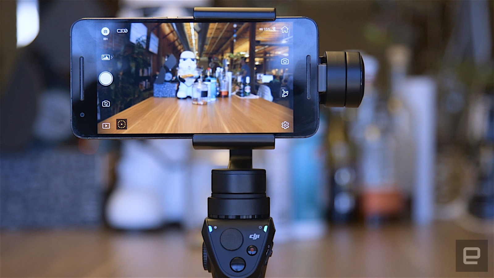Djis New Osmo Mobile Captures Pro Level Selfies Dji
