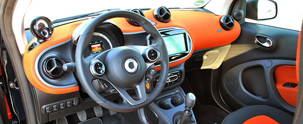 2016 Smart Fortwo First Drive Autoblog