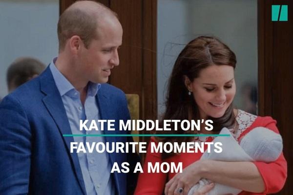 キャサリン妃、大切にしているのは「家族のありふれた時間」