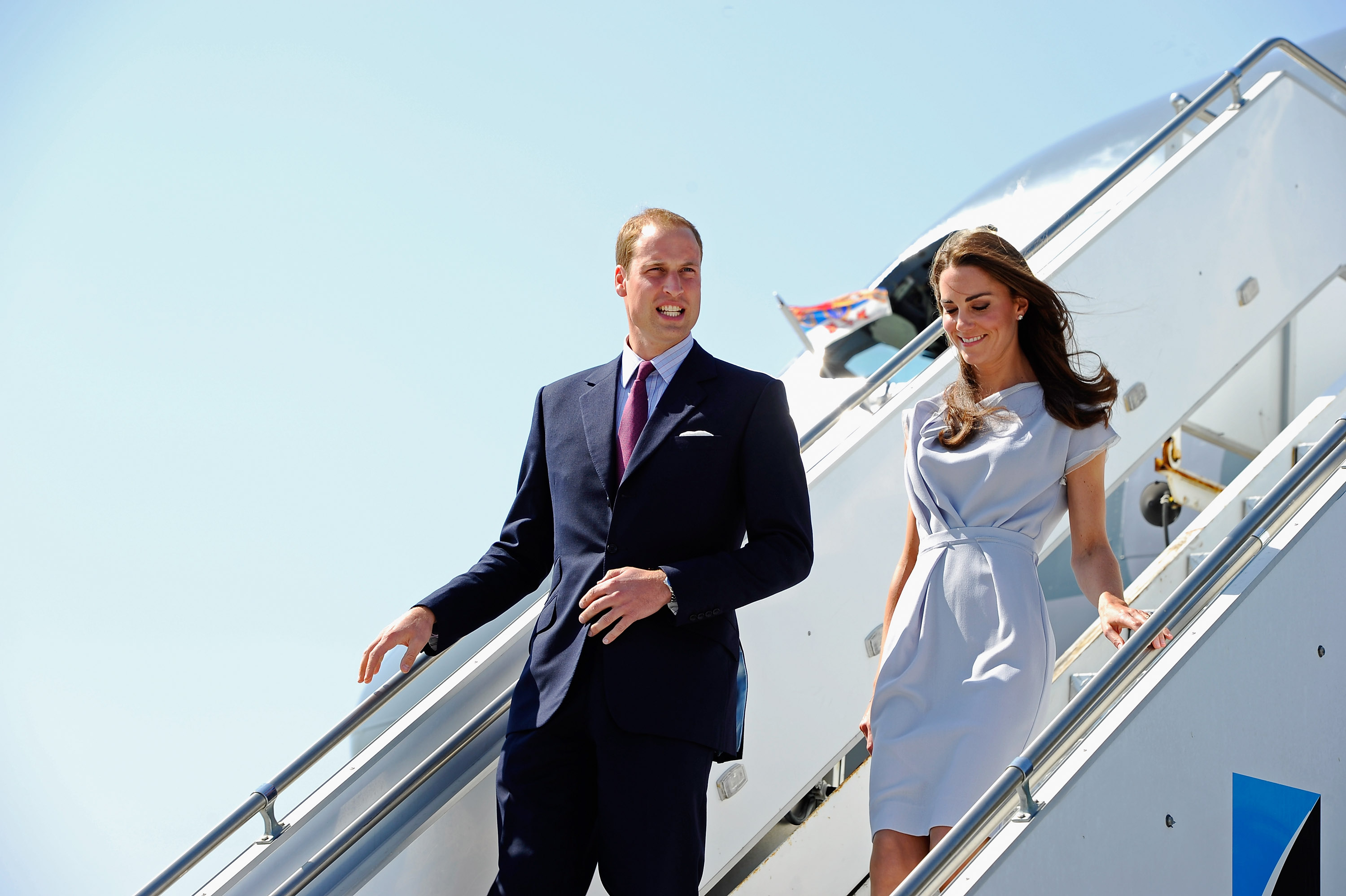 What Kate Middleton should wear in New York