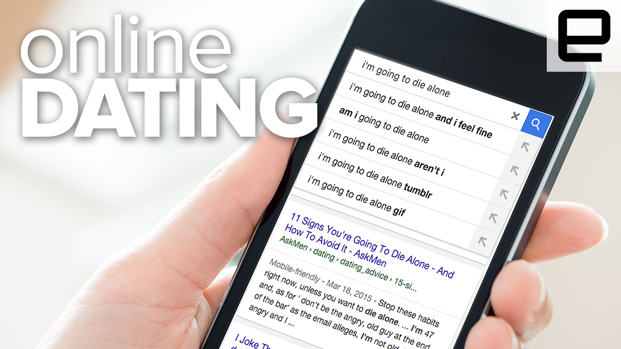 End online dating email