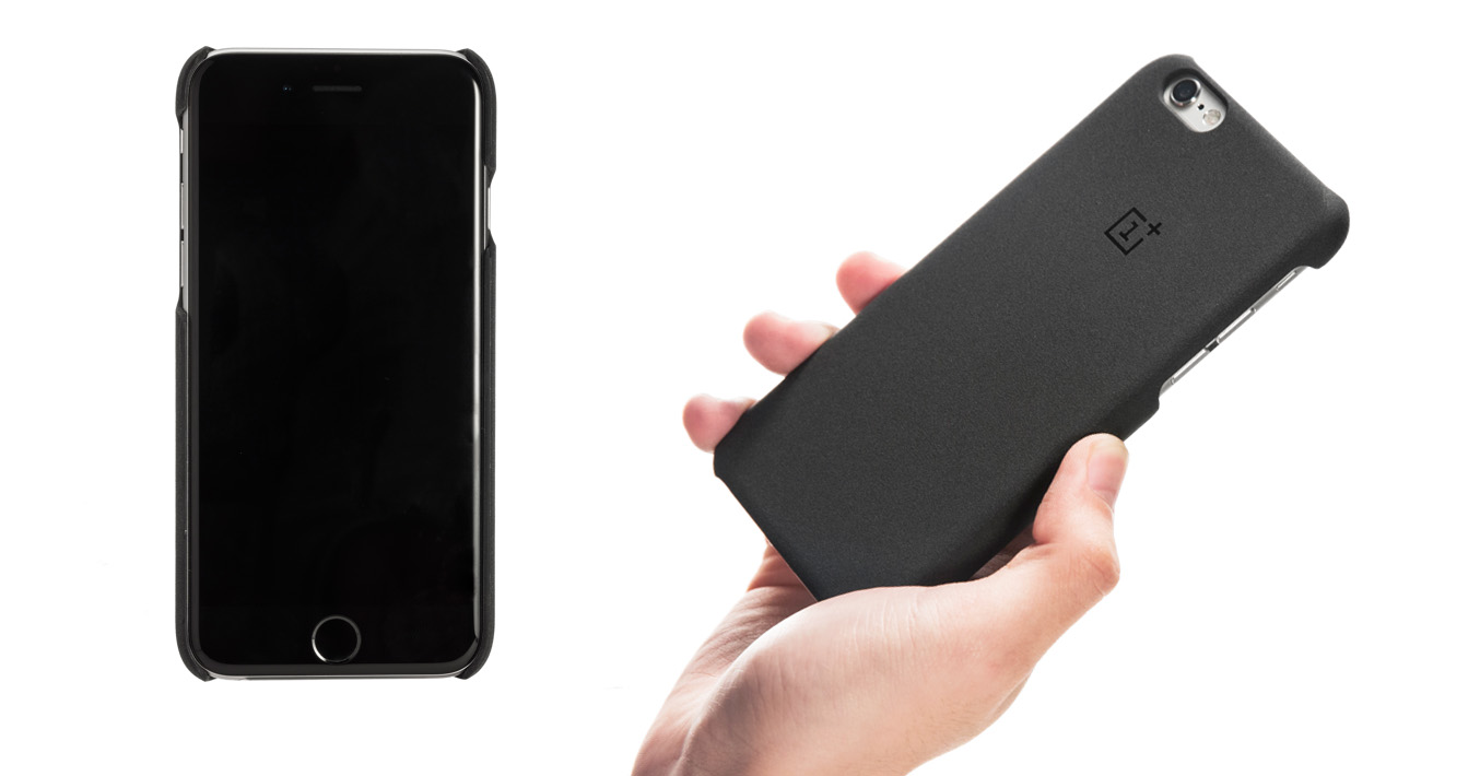 innovative design a863f 576b3 The OnePlus iPhone case comes with a OnePlus X invite