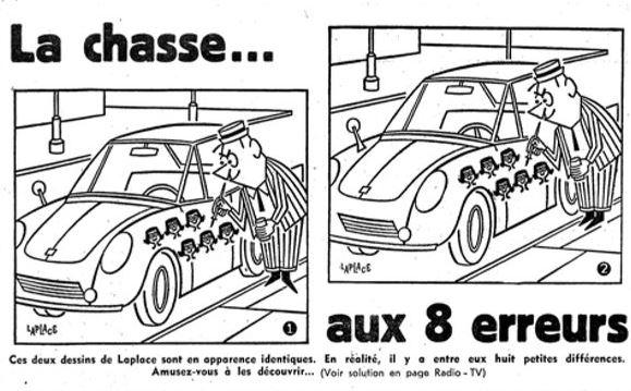 Jean Laplace, le dessinateur de presse du