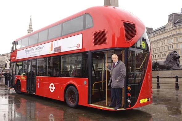 Sadiq Khan scraps the 'Boris bus'