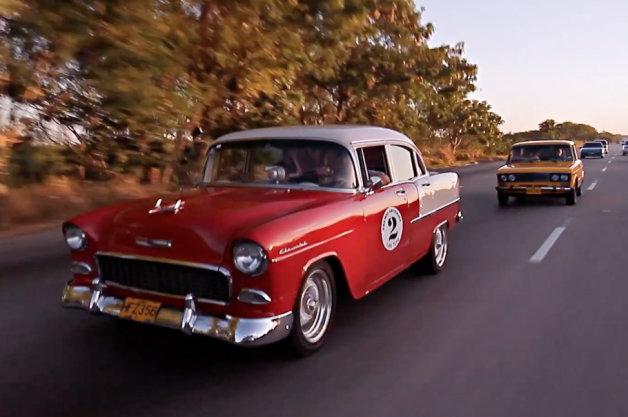 【ビデオ】キューバの自動車レースにかける熱い想いを描いたドキュメンタリー