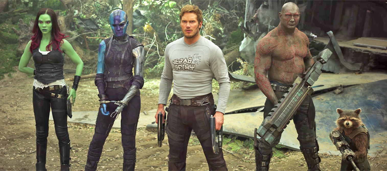 39 guardians of the galaxy 39 team says why it used red 39 s 8k - Guardians of the galaxy 2 8k ...