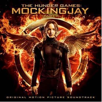 Mockingjay, Mockingjay soundtrack cover, Hunger Games