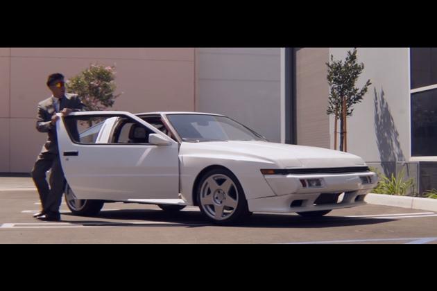 【ビデオ】シボレー「カマロ」と三菱「スタリオン」が共演! 1987年の日本で撮影された短編映画
