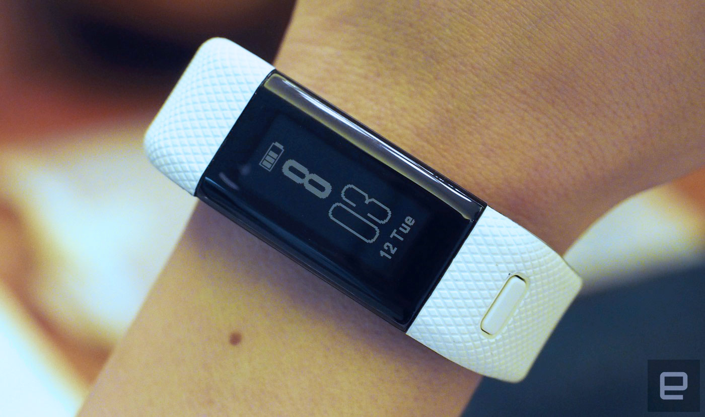 Garmin's Approach X40 fitness tracker is made for golfers