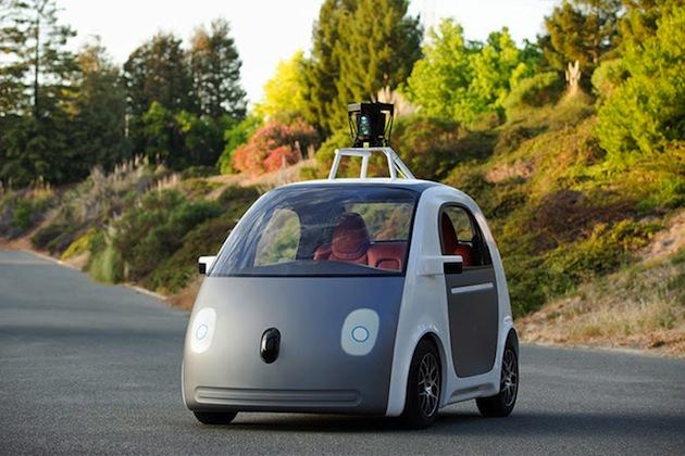 グーグルの完全自動運転車、今年の夏に公道デビュー