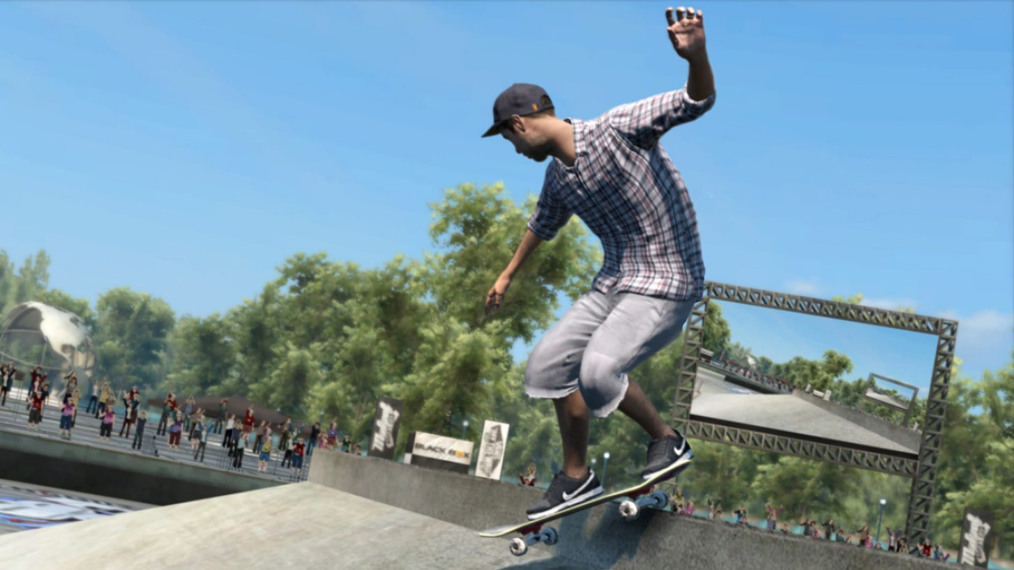 Ea Just Switched Skate 3 Servers Back On Engadget