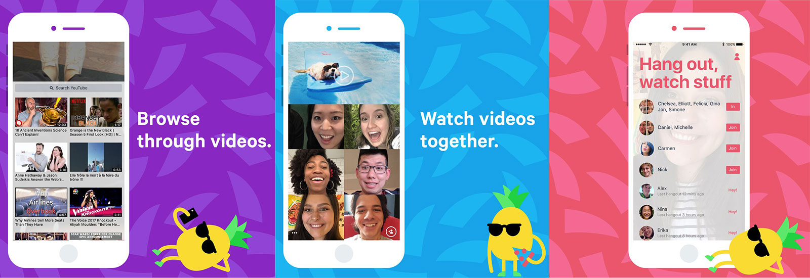 Tumblr's Cabana app lets friends watch video along with you