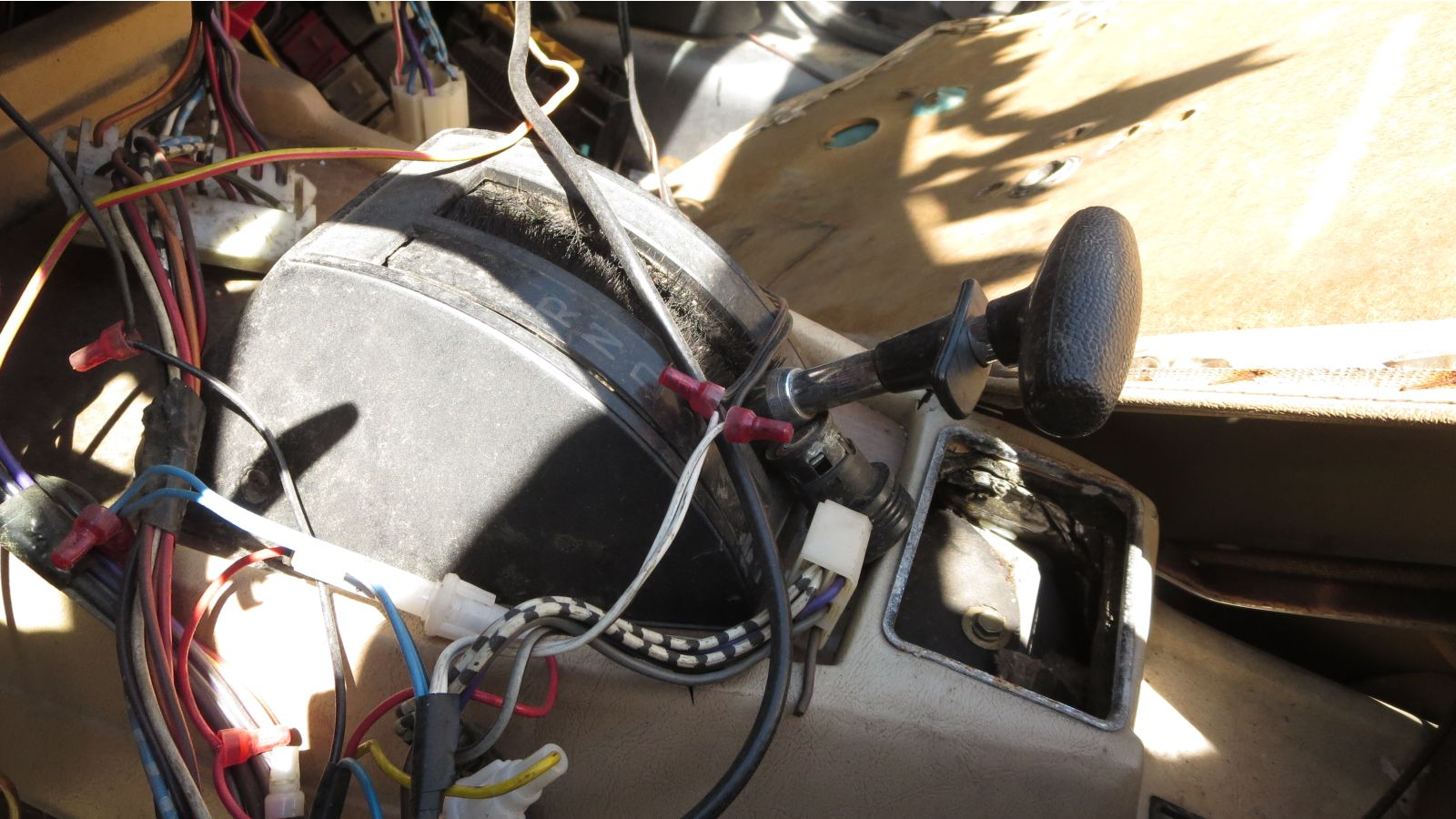 1979 Fiat Spider Wiring Library Junkyard Gem 1980 124 With Slushbox Autoblog At 1980s